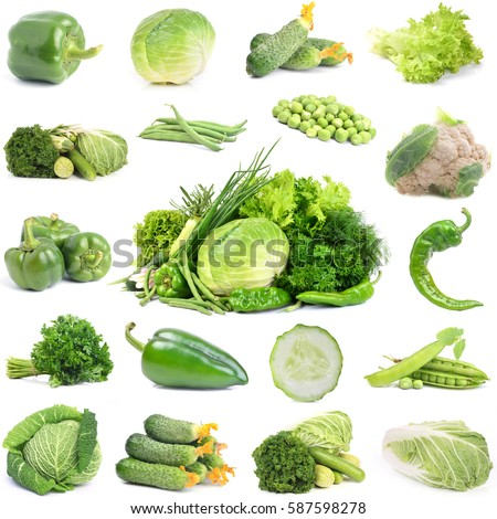 Letter Vegetable Starting With A
