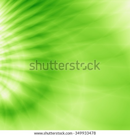 Green wallpaper leaf abstract modern background - stock photo