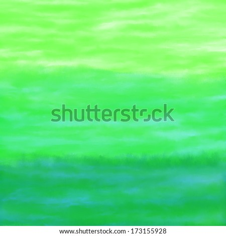 Green Watercolor Hombre Background