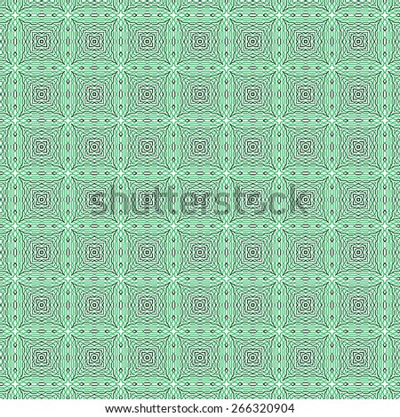 green woven patterns background