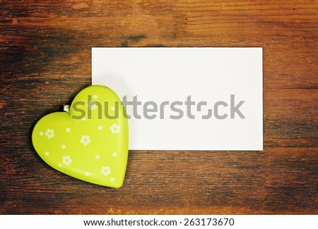 greeting-card background - your text here - stock photo