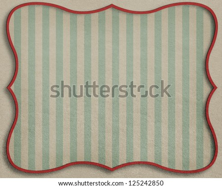 Greeting card with  heart symbol and the clock. - stock photo