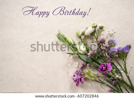 Greeting card sample text happy birthday stock photo safe to use greeting card with sample text happy birthday m4hsunfo