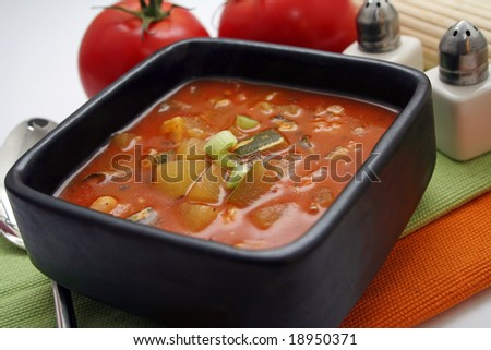 greg soup of tomatoes
