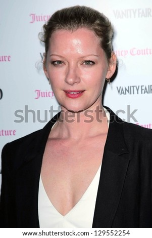 Gretchen Mol at Vanity Fair Campaign Hollywood 2013, Chateau Marmont, Los Angeles, CA 02-18-13