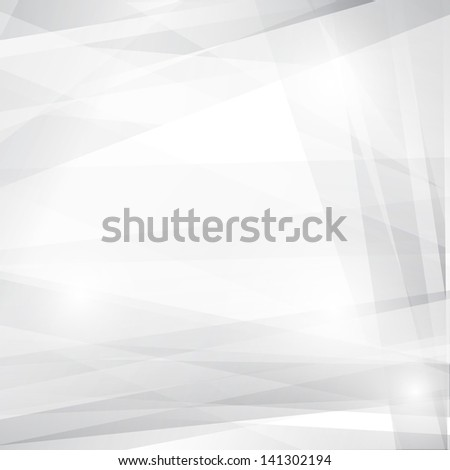 Grey abstract background for design. Raster version - stock photo