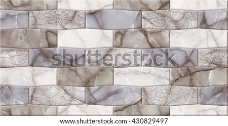 Grey And Yellow Abstract seamless background