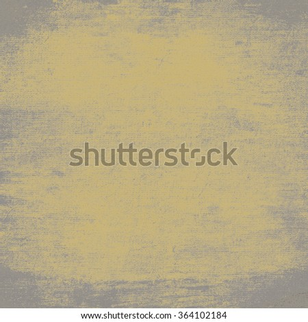 grey and yellow cardboard texture background - stock photo