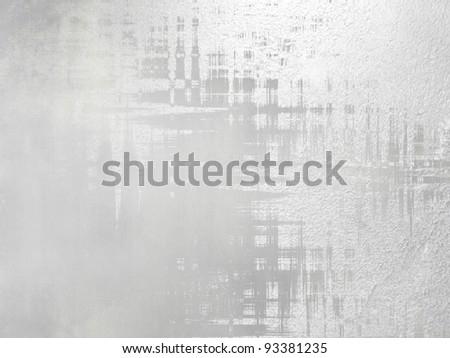 Grey Background - stock photo