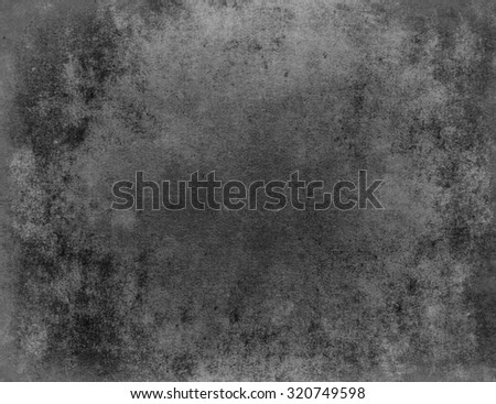 Grey background. Grungy black texture background for multiple use - stock photo