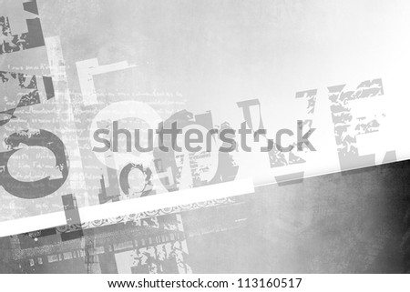 Grey background texture grunge love