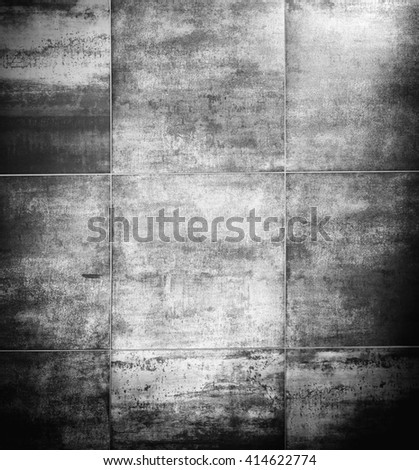 grey background wall (concrete). - stock photo