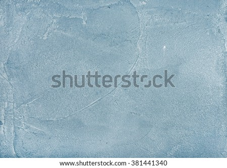 Grey-blue concrete texture. Grunge style. Natural surface, background and wallpaper. - stock photo