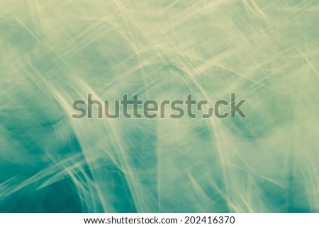 Grey blue soft creative  abstract background design with motion blur. Vintage style. - stock photo