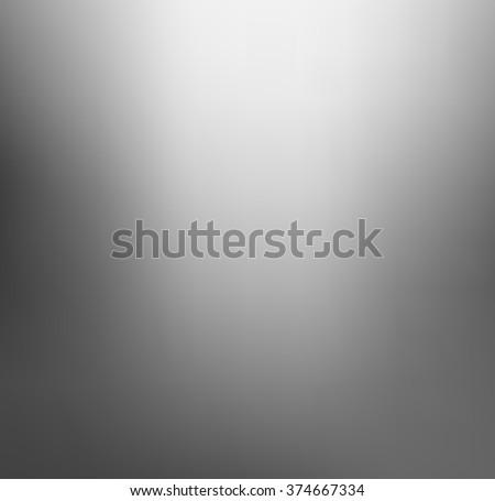 Grey blur background - stock photo