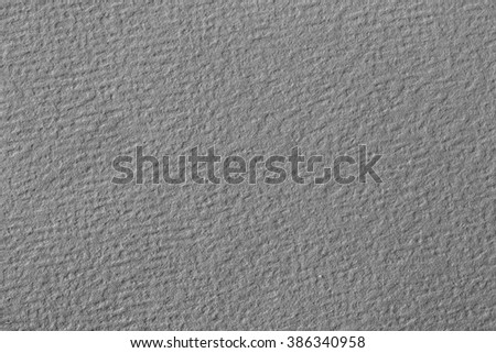 Grey Cardboard closeup texture for background. - stock photo