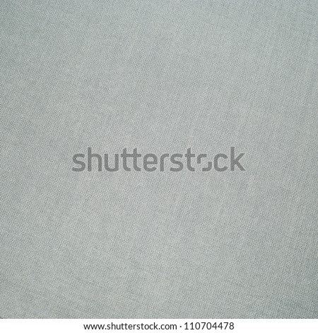 grey cloth texture background, book cover - stock photo