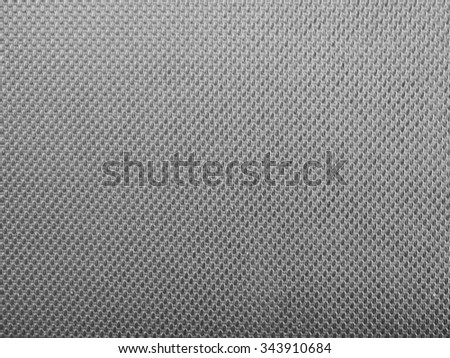 grey cloth wall