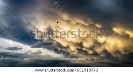 stock-photo-grey-clouds-with-small-martl