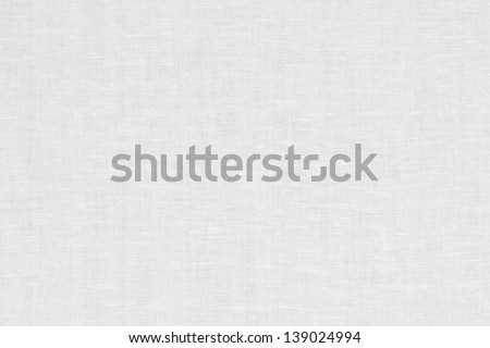 Grey fabric texture - stock photo