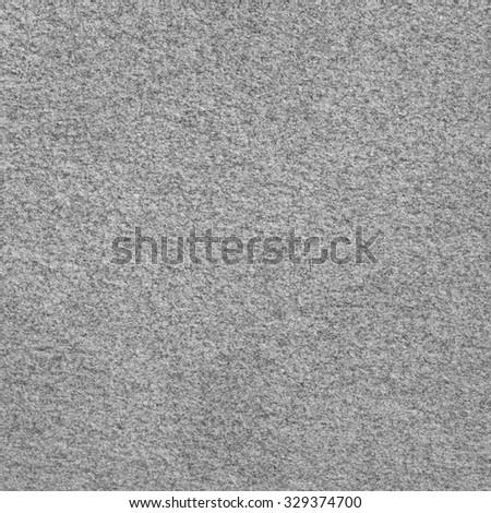 Grey felt texture - stock photo