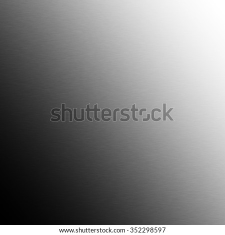 grey gradient background silver metal texture