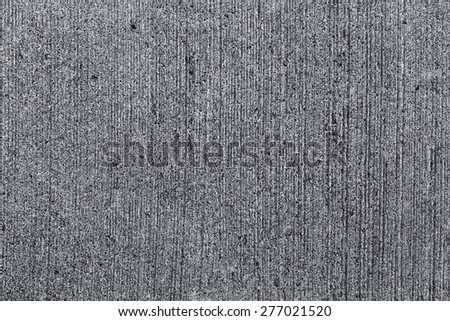 Grey grunge textured wall or floor background. Copy space