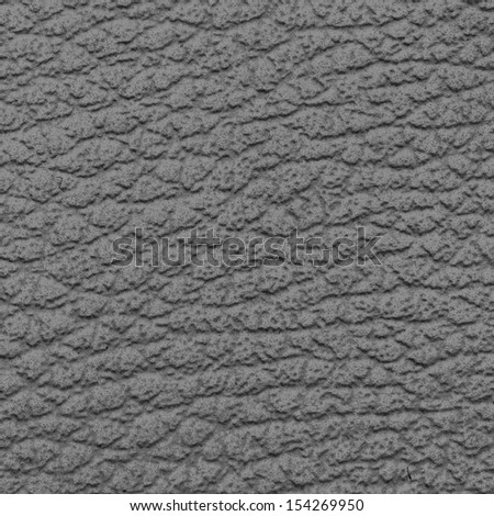 grey leather texture closeup can be used as background