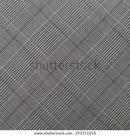 grey rhomb patterned textile background