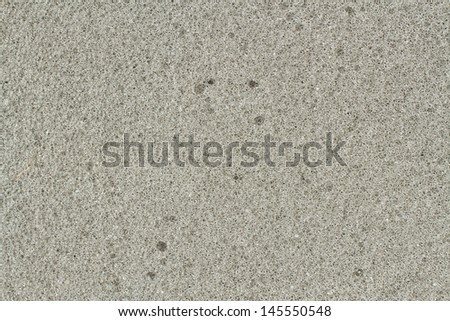grey sponge close-up Texture, Pattern - stock photo