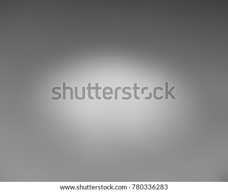 grey spotlighted blur - computer created illustration