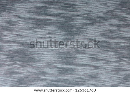 Grey textured vinyl background - stock photo