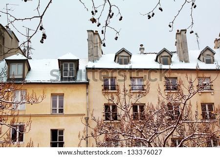Shambre de bonne stock photos royalty free images for Chambre de bonne paris rent