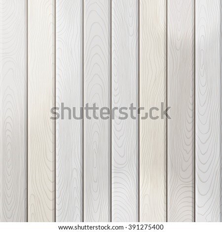 Grey wood plank background. Light square background with vertical planks.