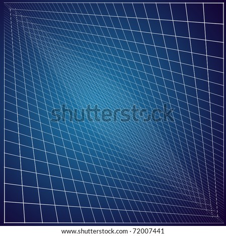 Grid and Window Abstract Background - stock photo
