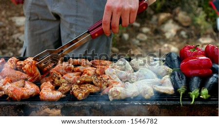 Grilled barbeque