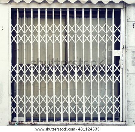 Grilled door protect any thing in house & Door Grille Stock Images Royalty-Free Images \u0026 Vectors | Shutterstock Pezcame.Com