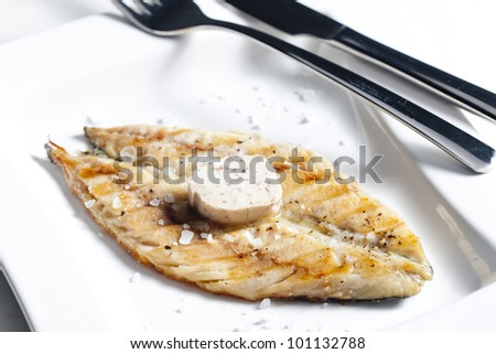 Butter-fish Stock Photos, Royalty-Free Images & Vectors - Shutterstock