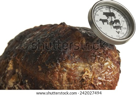 Grilled Roast - stock photo