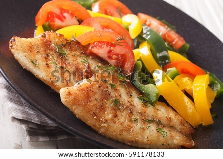 Tilapia stock images royalty free images vectors for Tilapia fish sticks