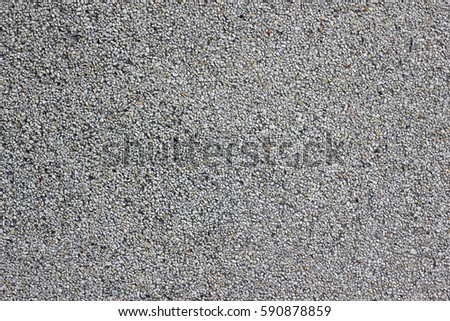 Gritty Speckled Concrete Wall Texture. The Kind Of Concrete Youu0027d See Around  A