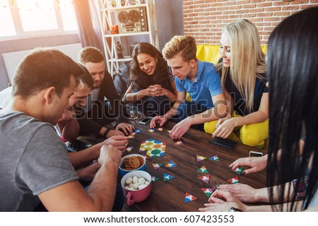 games for a group of friends