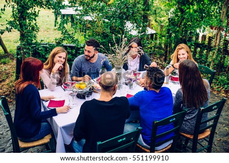 Italian Dinner Stock Images, Royalty-Free Images & Vectors ...