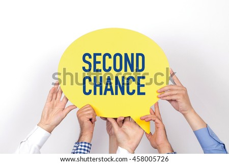 second chance speech