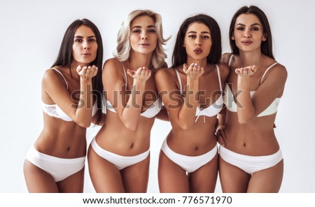 Group sex with girls