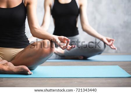 yoga stock images royaltyfree images  vectors