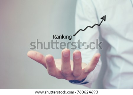 Growth ranking text.