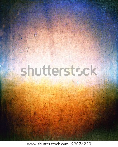 Grunge and artistic background, canvas texture - stock photo