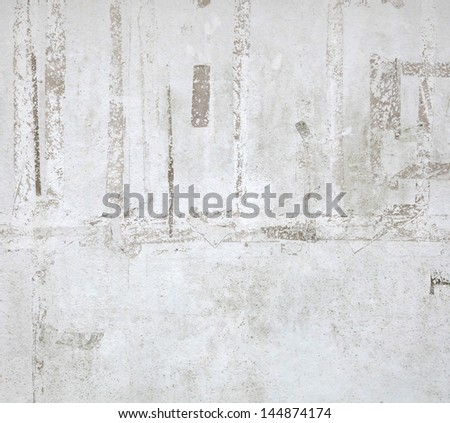Grunge background in black / white - stock photo