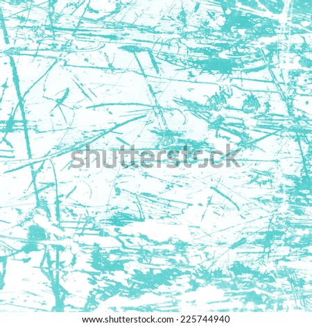 grunge background old white wall with many scratches texture  - stock photo